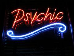 Psychic Motorcyclist