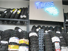 Motorcycle Tire Store