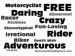 Stereotypical Biker